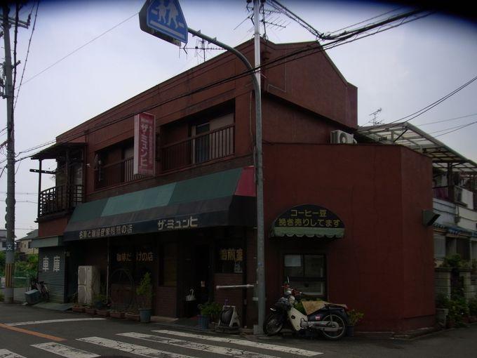 コーヒーの芸術を追及する日本で唯一のコーヒー専門店