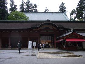 比叡山(滋賀県)三塔の中心地・東塔からはじめる日本仏教母山の旅