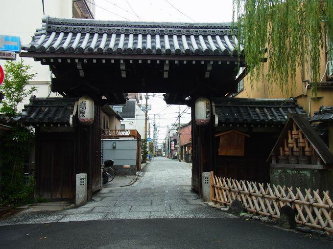 江戸の吉原とは異なるもうひとつの花街文化を伝える島原