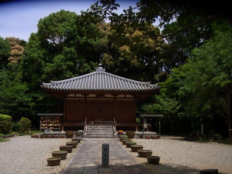 生駒山東麓(奈良県)のへそと不思議スポットそっと教えます