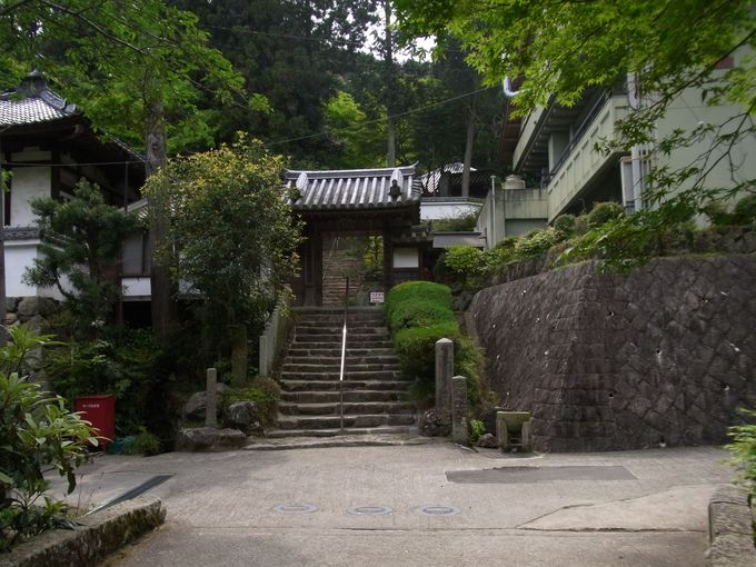 元山上と呼ばれた役行者草創の寺・千光寺