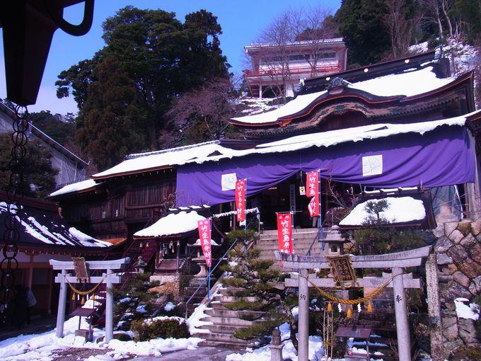 もうひとつのパワースポット都久夫須麻神社