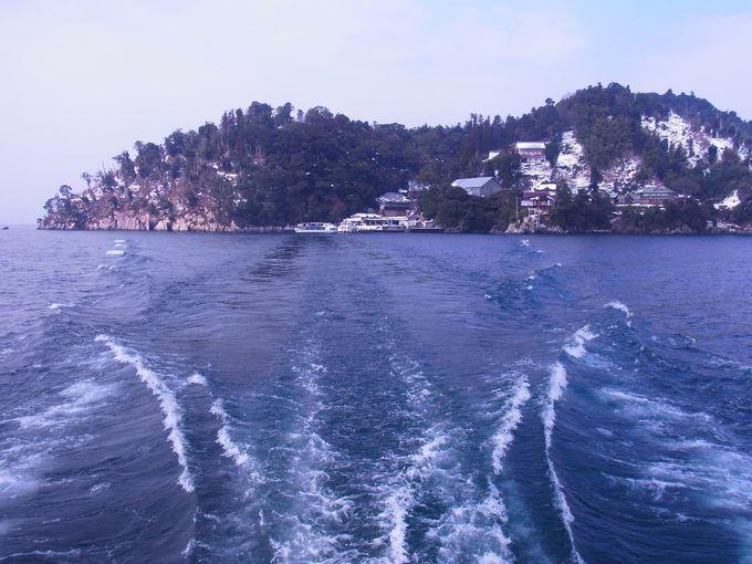 滋賀のシンボル「琵琶湖」を湖上観光