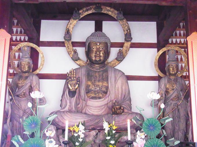 鶴林寺の寺宝と秘仏いろいろ