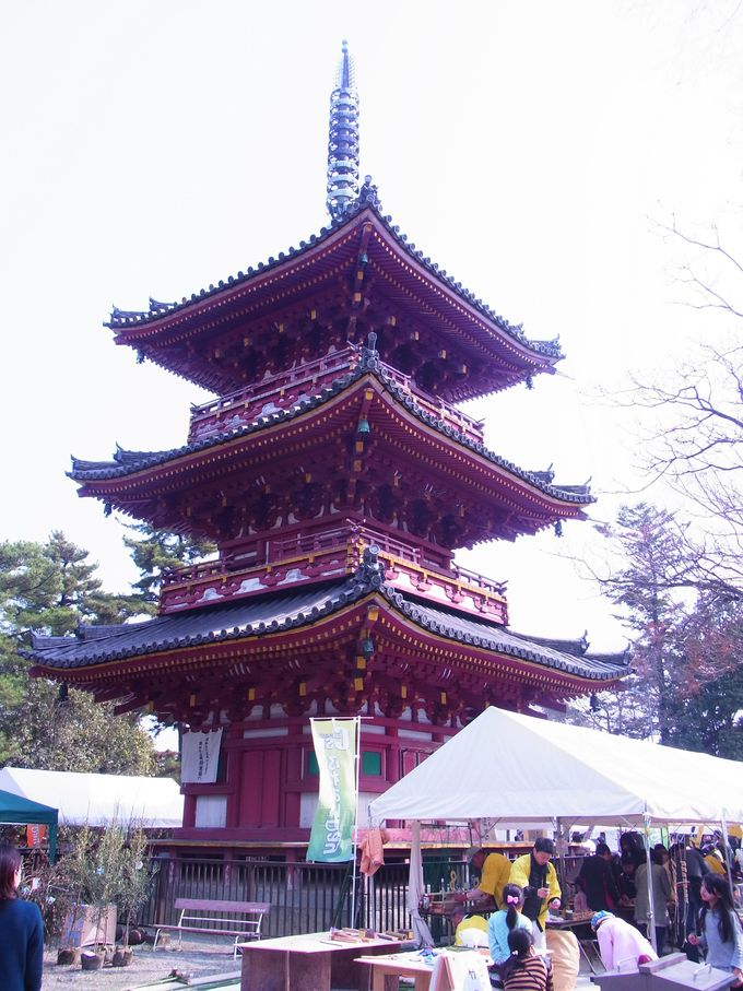 聖徳太子ゆかりの播磨の法隆寺・鶴林寺