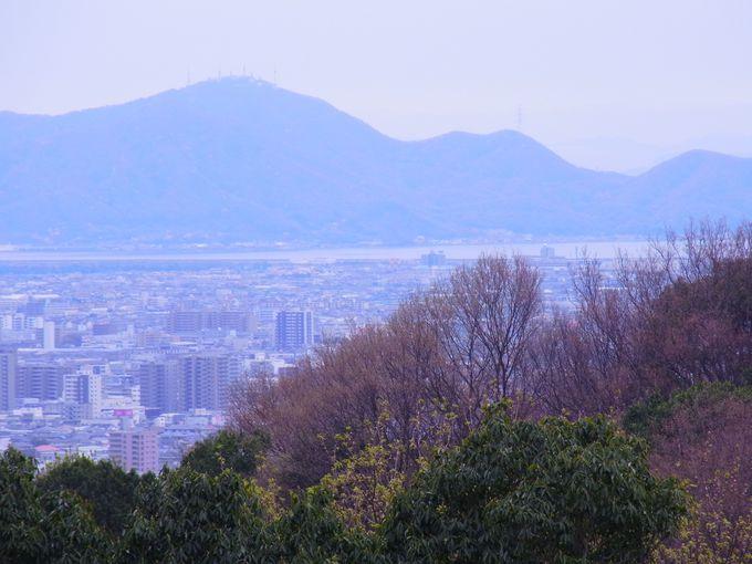 中山最高峰・龍王山(179m)を巡る磐座と八大龍王