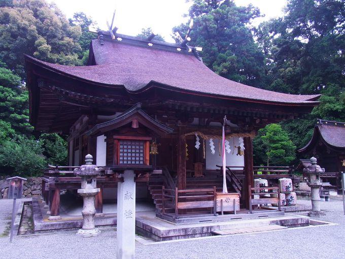 近江富士の三上山をご神体とする御上神社