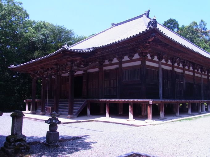 世界にひとつ、加東遺産の国宝・朝光寺