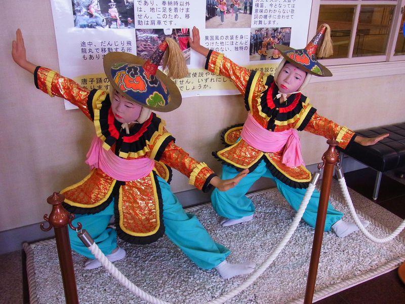 鎖国時代、唯一国交のあった朝鮮通信使の歴史を伝える海遊文化館