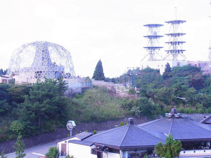 六甲ガーデンテラスとアートフルな六甲山