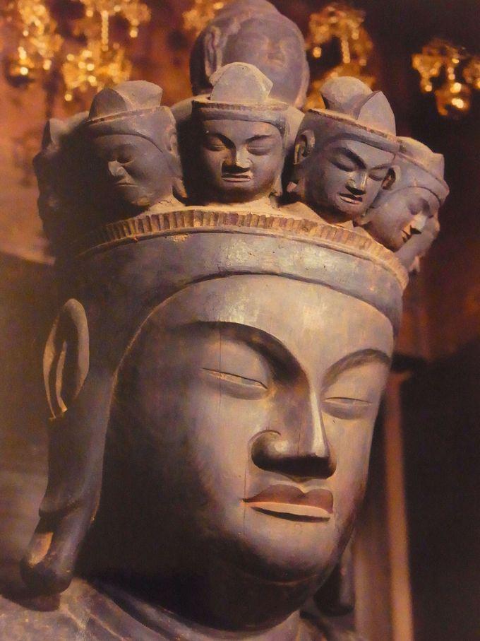 久遠仏の到来を現実のものとする島ケ原時間の秘密は秘仏にあり