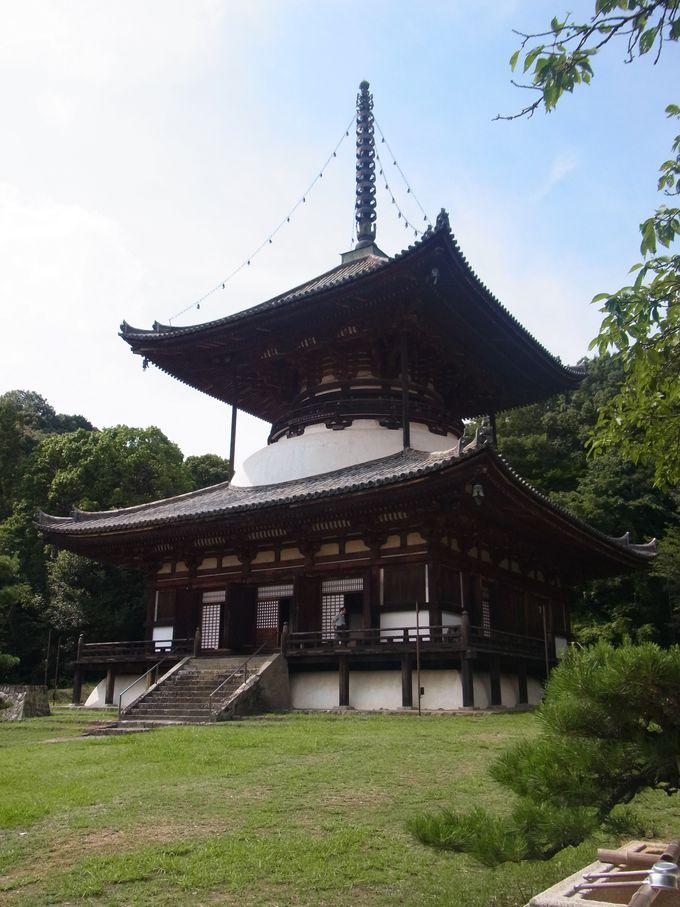 日本一の多宝塔が残る広大な根来寺の魅力
