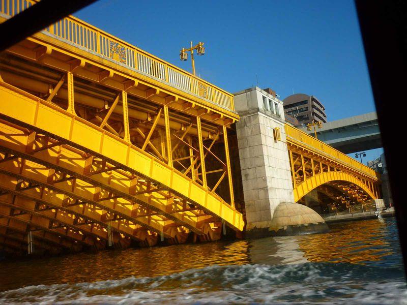 TOKYO CRUISE 隅田川ラインからさまざまな橋やスカイツリーを見てみよう♪