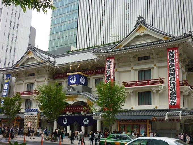7.歌舞伎座