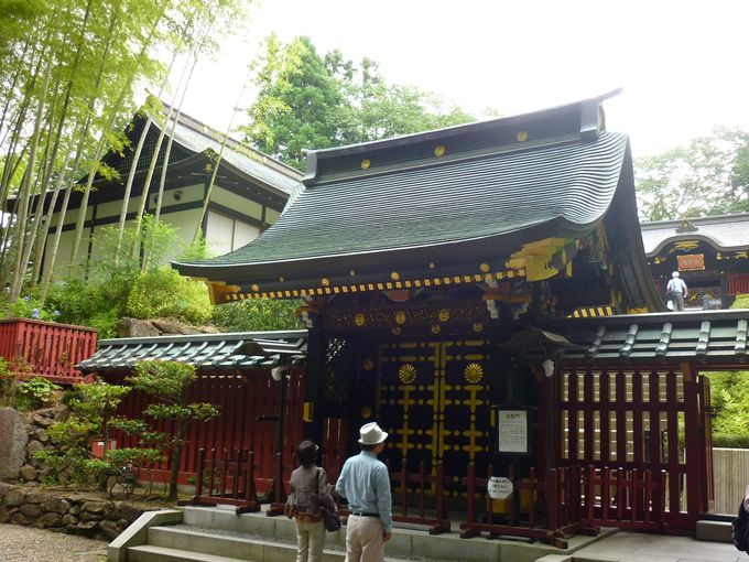 政宗公の霊廟「瑞鳳殿」