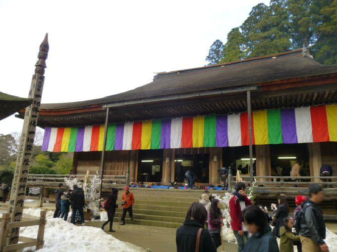 1400年の歴史を誇る古刹