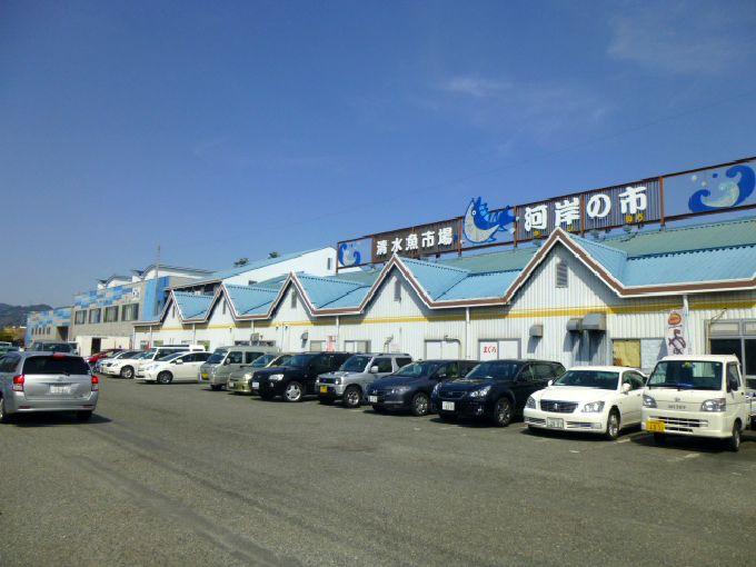河岸の市にはJR東海道線で行こう!
