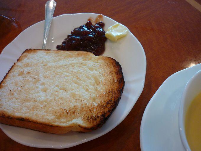 小倉トーストも楽しめる、マリオットアソシアホテルの地元グルメ