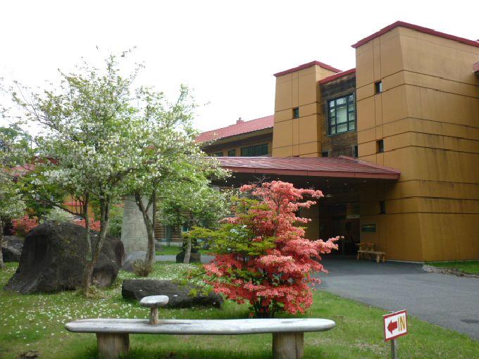 自然の中の隠れ家的ホテル「中禅寺金谷ホテル」