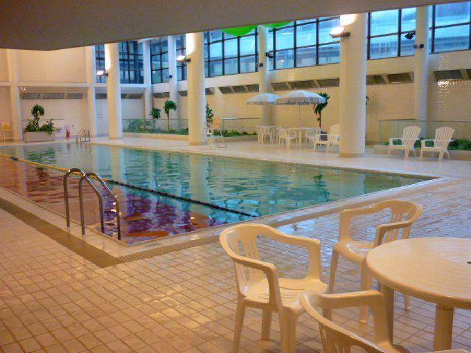 温泉とプールで癒しの時間!星野リゾート 磐梯山温泉ホテル