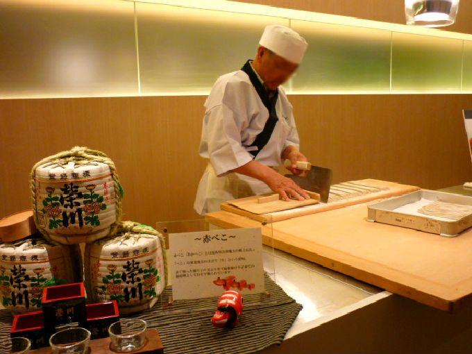 星野リゾート 磐梯山温泉ホテル 食の達人のおもてなし
