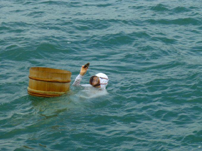 2日目 午前:真珠の神秘と海女さんの実演に感動!「ミキモト真珠島」