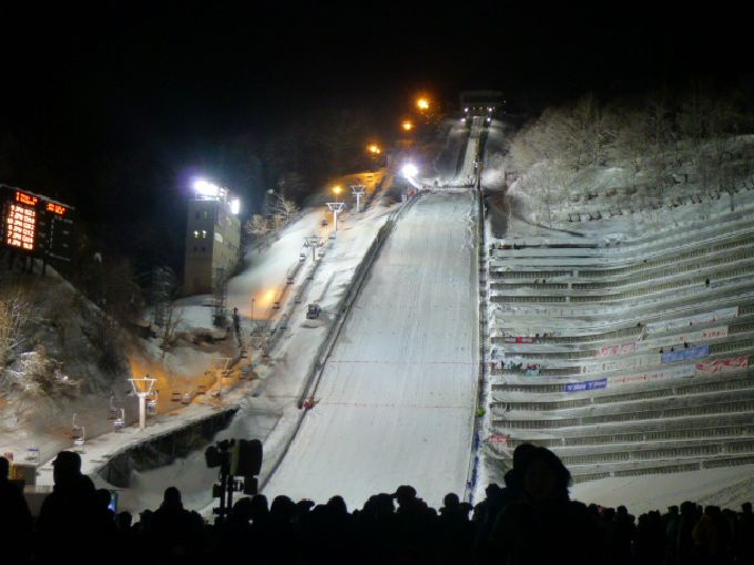 大倉山ジャンプ競技場への行き方は意外に簡単!