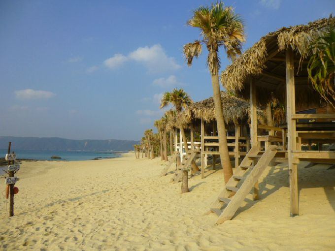 奄美で一番ビーチに近いホテル