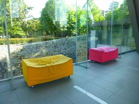 人をダメにするソファー!東京都現代美術館でアートと癒しの欲張りタイム