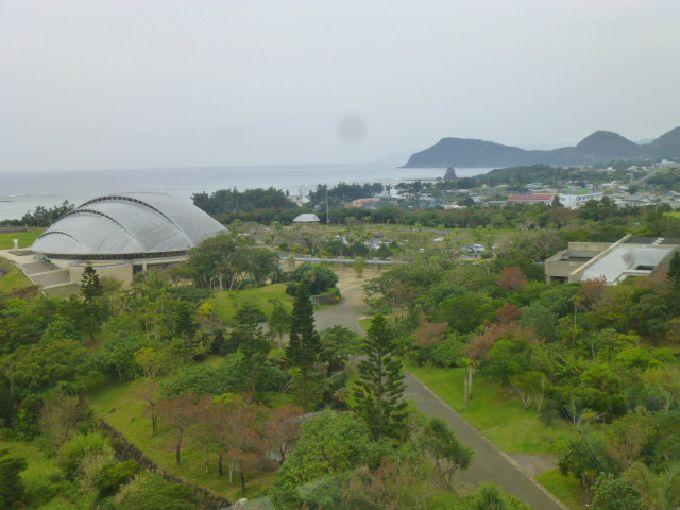 空港至近でアクセス便利な「奄美パーク」