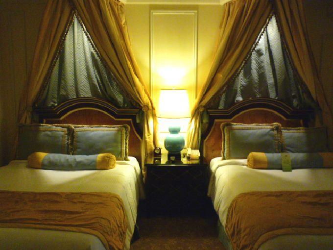 全室スイートルーム「ザ ヴェネチアン マカオ リゾート ホテル」