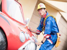 神出鬼没!東京ディズニーランドの清掃係が突然ダンス「新アトモスフィア・エンターテイメント」