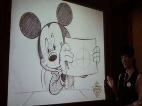 9月末まで限定!ミッキーもお絵かき?「ディズニードローイングクラス」東京ディズニーランド