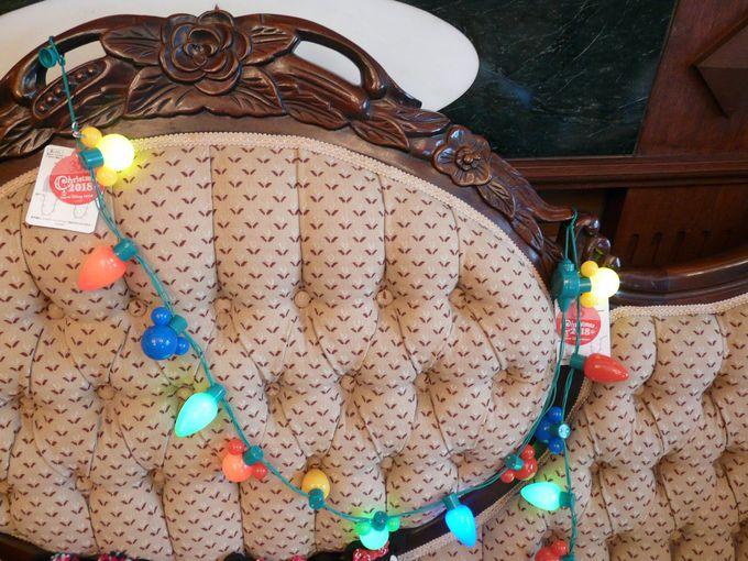 お部屋にも飾れるイルミネーションライト