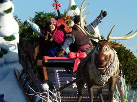東京ディズニーランドが1日中アナ雪の世界に!今しか会えない「アナとエルサのフローズンファンタジー」
