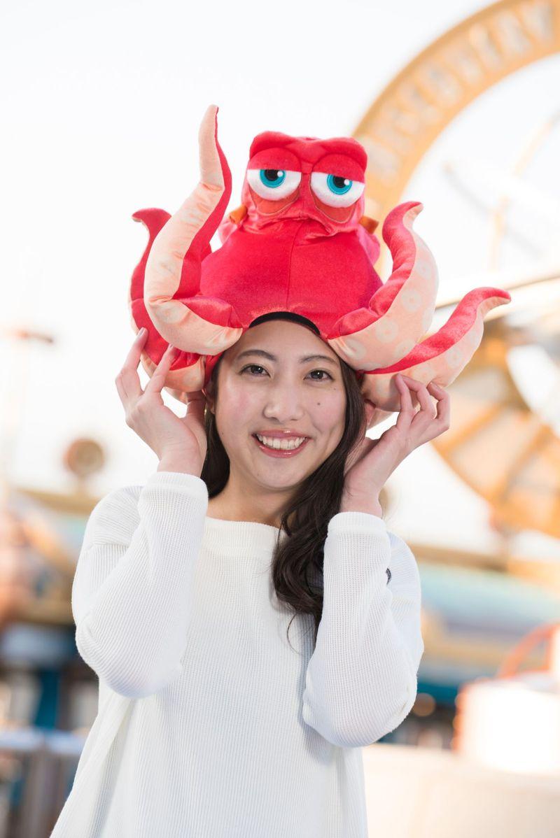 新アトラクグッズを速攻ゲット!「ニモ&フレンズ・シーライダー」東京ディズニーシー