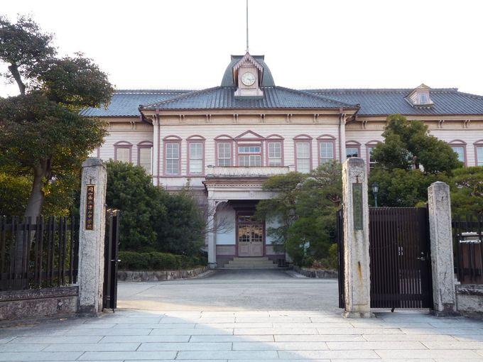 5.岡山県立津山高等学校