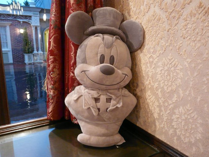 ミッキーマウス ミニーマウスもハロウィーン仕様で着せ替えOK