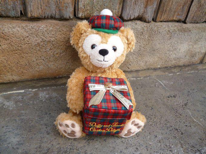 クリスマスプレゼントはダッフィーグッズで決まり!