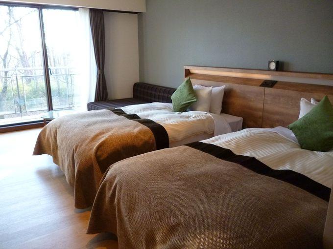 鬼怒川金谷ホテルの系列リゾート「THE KEY HIGHLAND NASU」オープン!