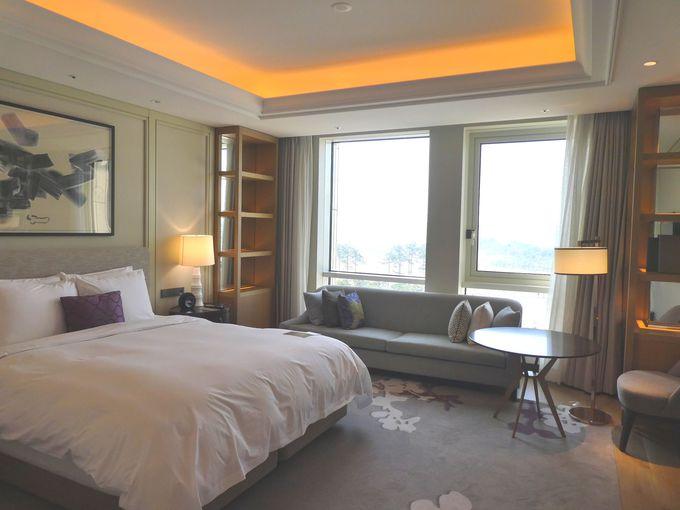 パラダイスホテル&リゾートのシンボルは草間彌生!