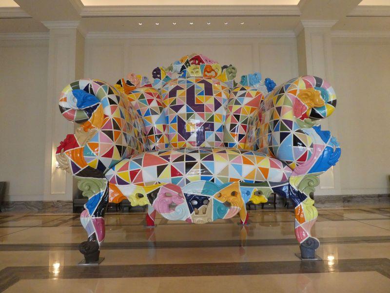 仁川パラダイスシティでアート巡り!芸術に感性を刺激される旅
