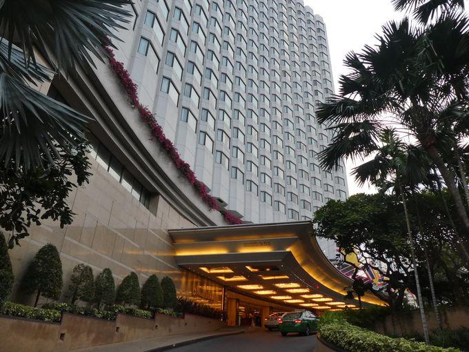2つのウイングを持つ「シャングリ・ラ ホテル バンコク」