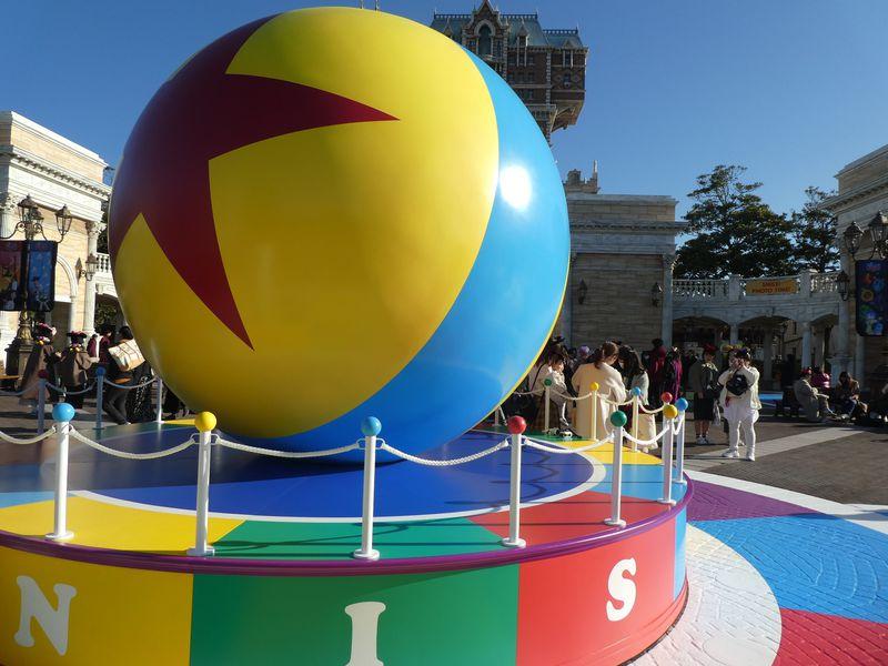 東京ディズニーシーがまるごとボードゲームに「ピクサー・プレイタイム」