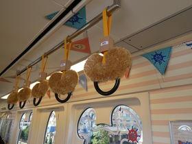 ぜったい乗りたい!ダッフィーのディズニーリゾートライン 東京ディズニーリゾート