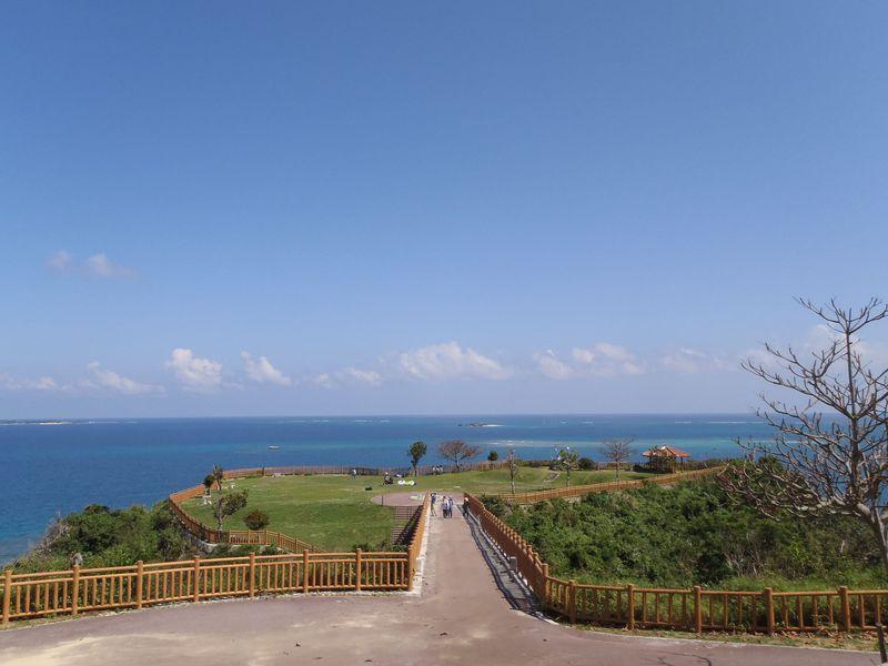 ハートの中に世界遺産と絶景が!沖縄南部・南城市を巡る