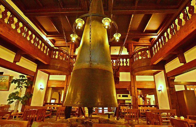 散策後のお楽しみに上高地帝国ホテルの優雅なティータイム!