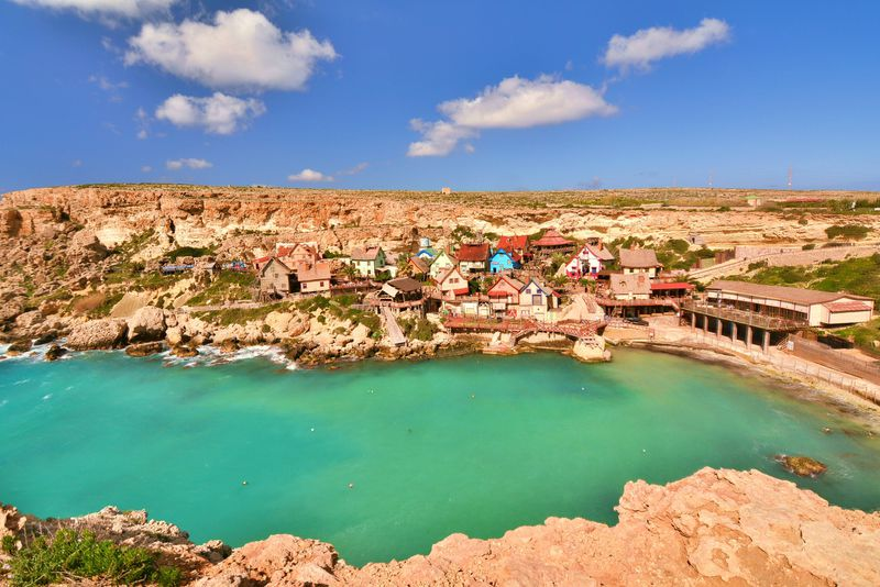 マルタ島は美しすぎる絶景の島!良好な治安と美しい海