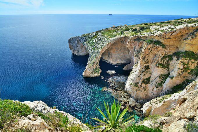 8.青の洞門(マルタ島)