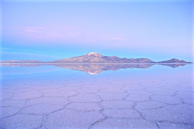 夜明けの風景が素晴らしいトゥヌパ山の麓へ!